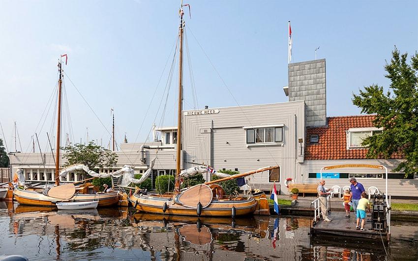 Brasserie Nieuwe Meer te Aalsmeer