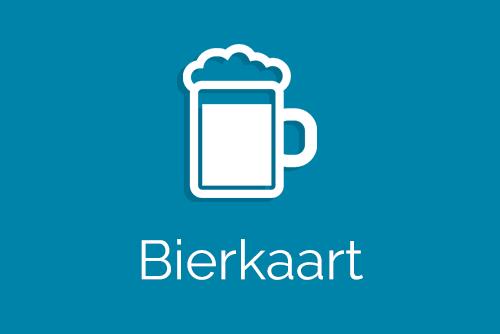 Bierkaart Brasserie Nieuwe Meer