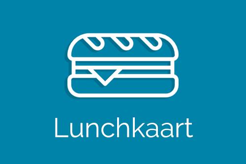 Lunchkaart Brasserie Nieuwe Meer